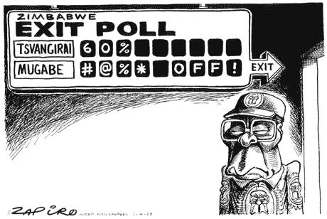an old one from Zapiro (with thanks)