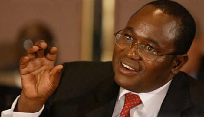 Reserve Bank of Zimbabwe Governor Dr Gideon Gono