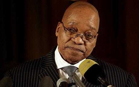 Jacob Zuma has endorsed Zim elections