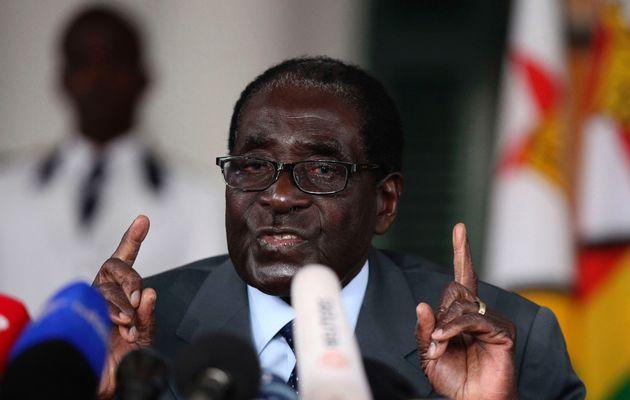 Zimbabwe's President Robert Mugabe. File photo. Image by: PHILIMON BULAWAYO/ REUTERS
