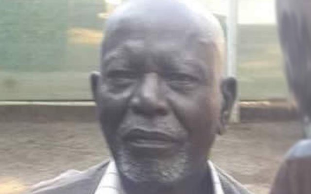 I won't shed tears over axed VP: Mutasa
