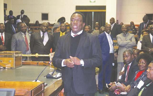 Amendment Bill passed• Zanu-PF flexes majority muscle • President set to appoint judges