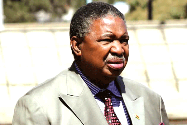 Mugabe must clean his mess: Mphoko