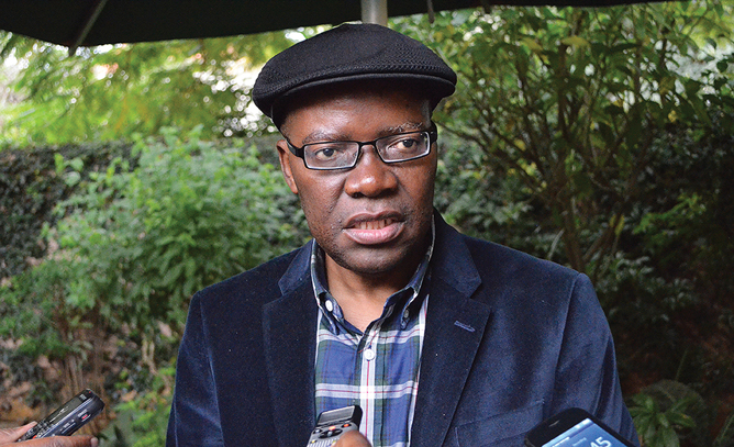 SANCTIONS FIGHTS: What Tendai Biti Told The Americans