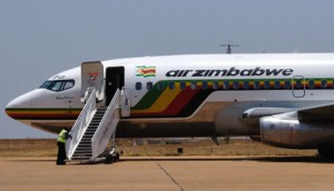 AirZim suspends CEO