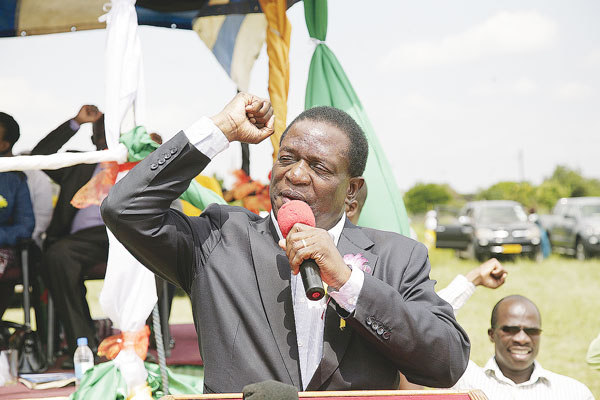 Mnangagwa, Moyo bombshell : VP wants $3m  from minister
