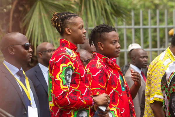 Mugabe's sons face Zacc arrest