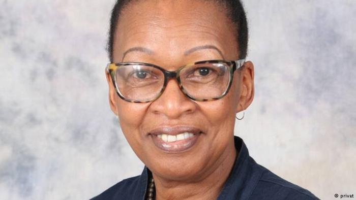 Gugu Mahlungu, director-general of the Medicines Control Authority in Zimbabwe