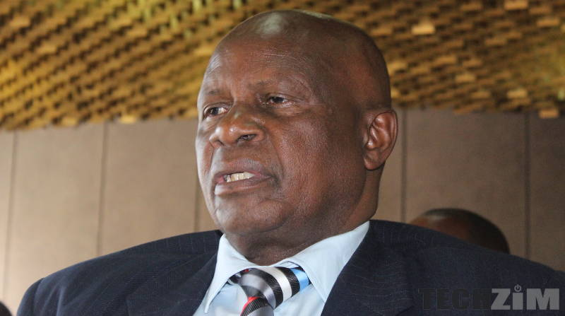 Zim's new cyber security minister not on social media – report