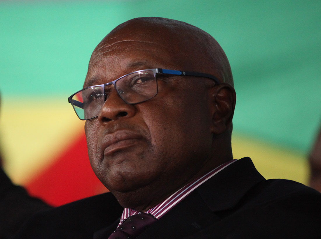 Sekeramayi is Mugabe's succession foil: Mutsvangwa