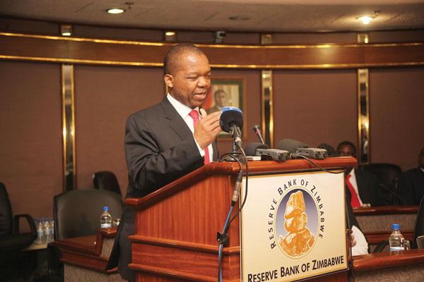 Zimbabwe forex reserves