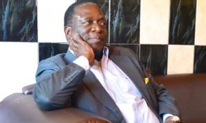 Defiant Mnangagwa raises Zanu PF stakes