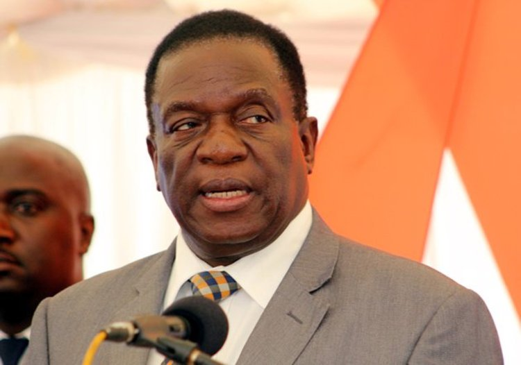 . . . Mugabe angrily tells VP off