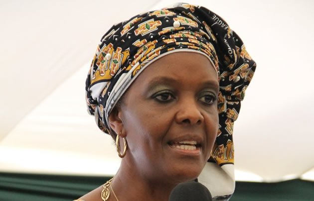 Zim a treasure trove: First Lady• 'Westerners hid exploration maps' • 'God now revealing hidden wealth'