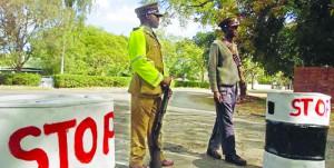 Zimbabwe police harassment : a tourist's lament