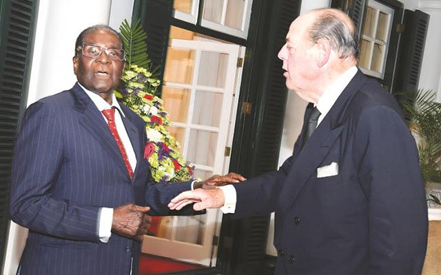 President reflects on Soames visit