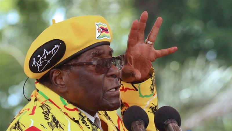 Who is Zimbabwe's Robert Mugabe?