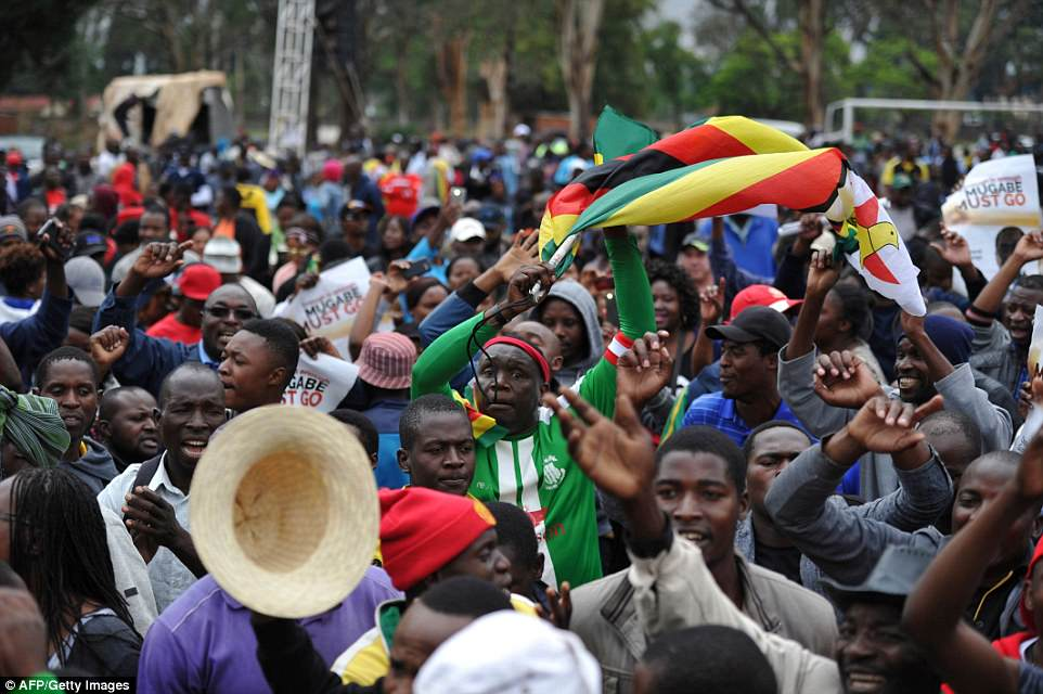 Zanu PF Abandons Forcing People To Rallies