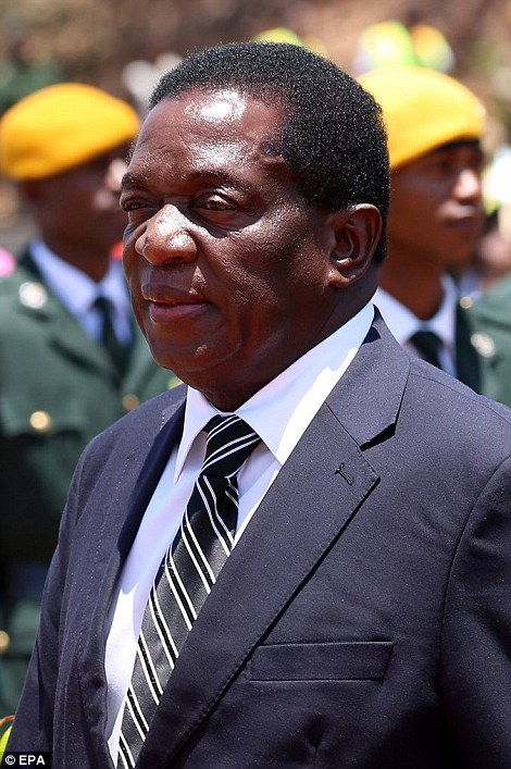 Mnangagwa, the former state security chief, is in line to head an interim post-Mugabe unity government that will focus on rebuilding ties with the outside world and stabilising an economy in freefall.