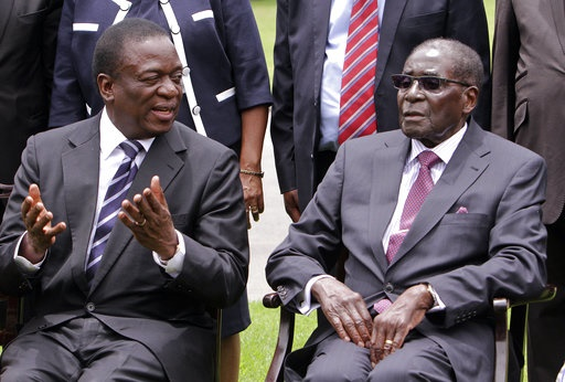 Mugabe's Last Laugh As Mnangagwa's Lacoste And The Generals Fight Over Coup Spoils