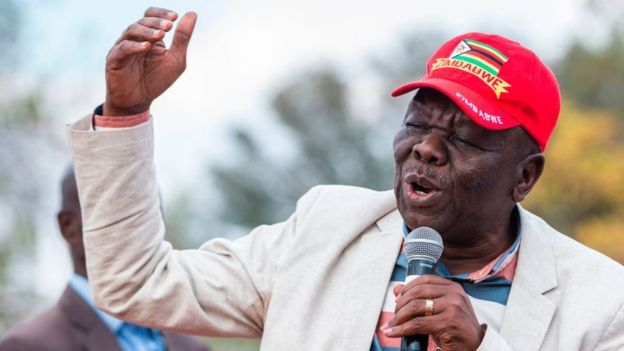 Who is best suited to take over from Tsvangirai?
