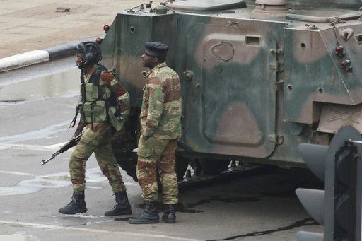 Just what did SA know about Zimbabwe's coup?