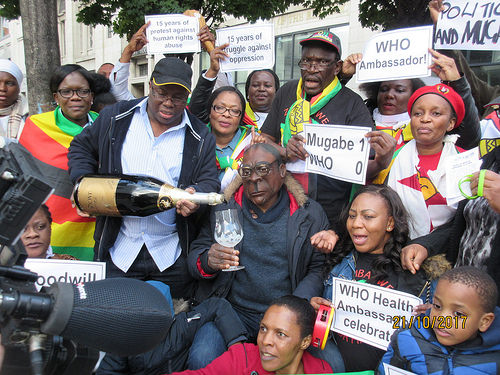 No rule by extension cord – Zimbabwe Vigil Diary
