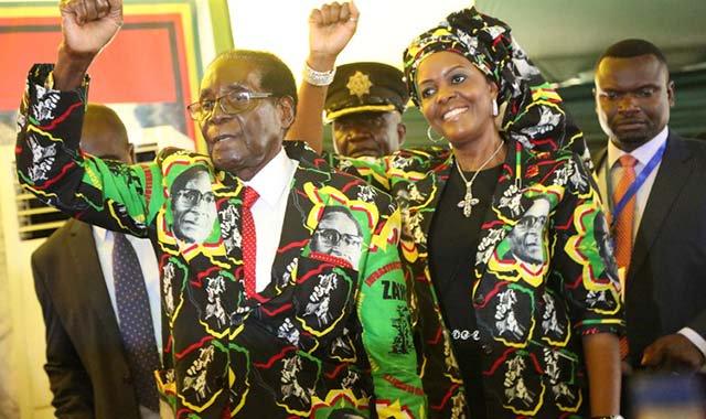 Angry war vets tear into Mugabe