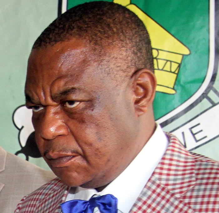 Chiwenga hails 'non-partisan' Red Cross