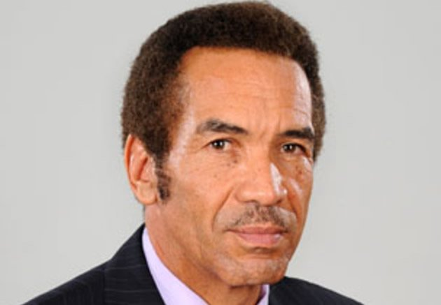Khama plans to step down