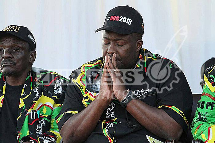 Breaking: Kasukuwere accepts new order?