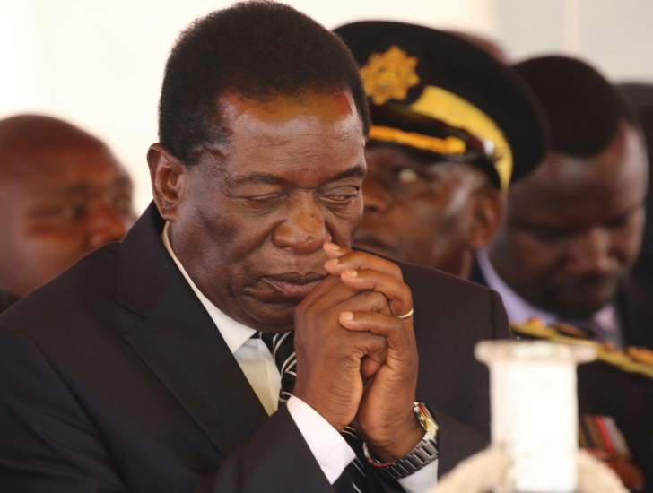 Mnangagwa offside on judges: Court