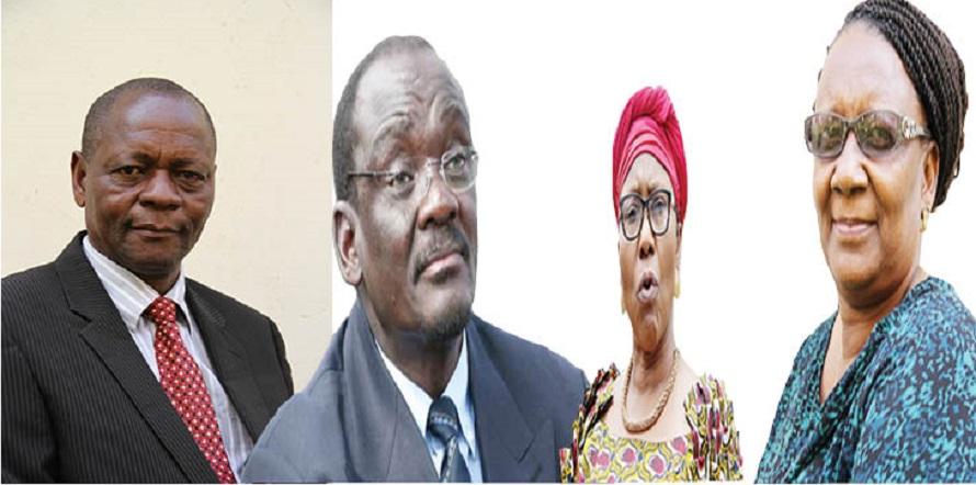 . . . As tough times beckon for Mnangagwa allies