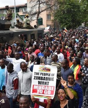 LATEST: Zimbabwe party members urge Mugabe to 'rest'