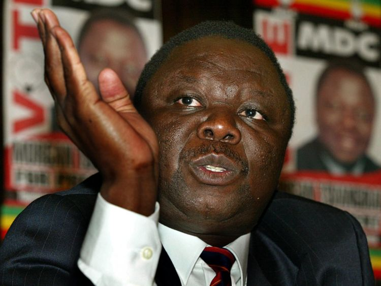 Tsvangirai Irreplaceable