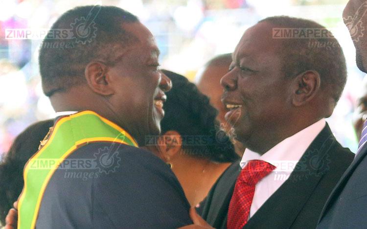Google Says Mnangagwa Now More Popular Than Tsvangirai | LATEST SEARCH STATA