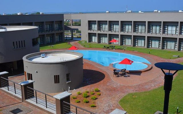 The cost of constructing this Beitbridge Hotel jumped from $3 million to $44 million