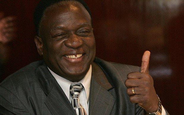 Mnangagwa: Zimbabwe's President-in-waiting