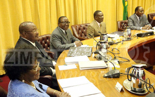 President sets ministers targets