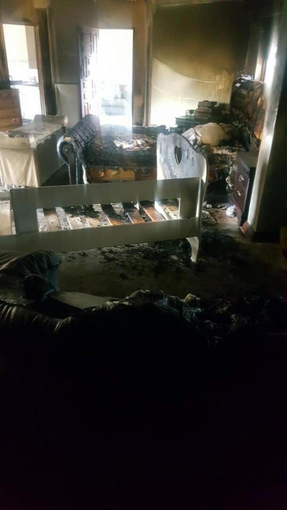 Heavy shootout at Chihuri residence