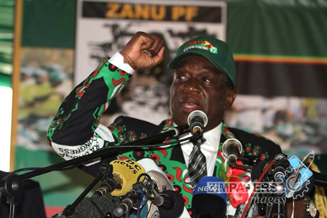 LIVE BLOG: ZANU-PF EXTRAORDINARY CONGRESS