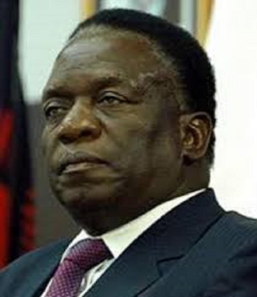 Mnangagwa Threatens To Name National Funds Looters