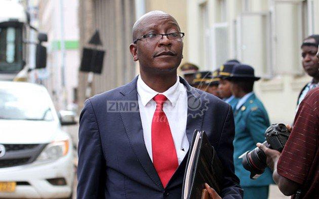 Realignment of laws tops Ziyambi's priorities