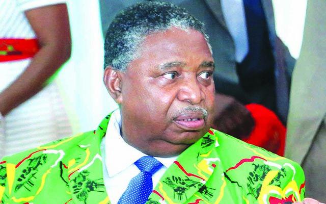 Ex-VP Mphoko demands golden handshake