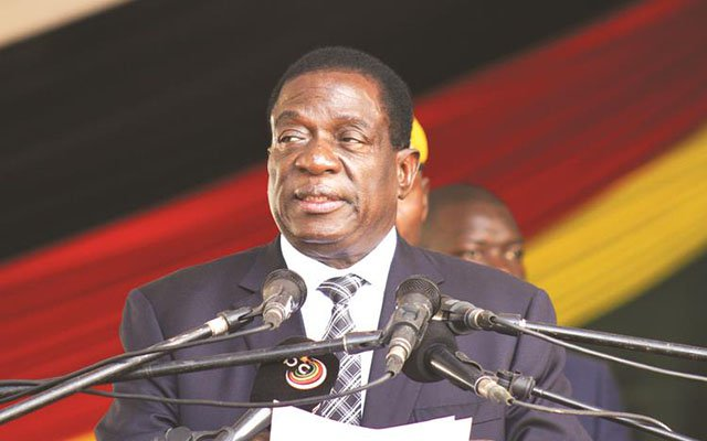 'Mnangagwa like biblical Joshua'