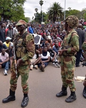 Zanu PF's new face no better – Zimbabwe Vigil Diary: 9th December 2017
