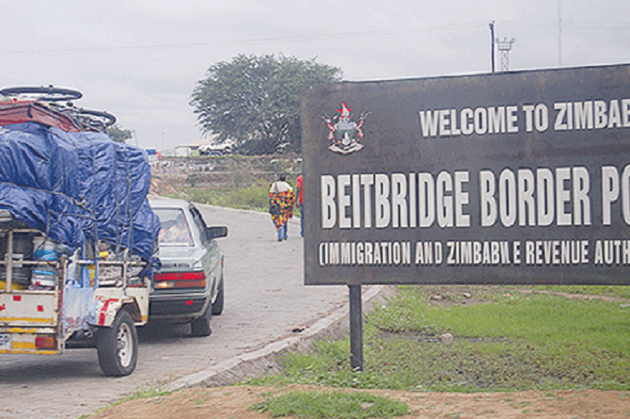 Massive traffic cripples Zim borders. . . Zimra blames IT outage for chaos