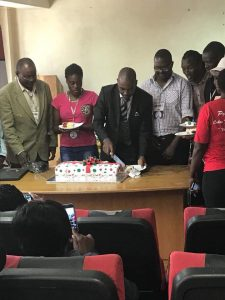 PICTURES: MDC Vice-President Chamisa Gives A Treat To Orphans Of Mugabe's Political Violence