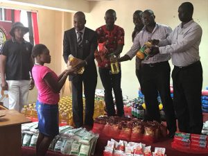 Chamisa Dishes Out Christmas Goodies