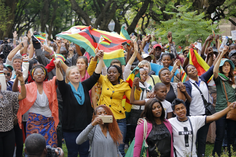 The 3 barriers blocking Zim's progress: Zanu-PF, Mnangagwa and army